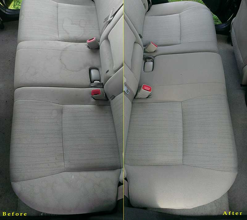 Car Upholstery Cleaning Book A Cleaner Now